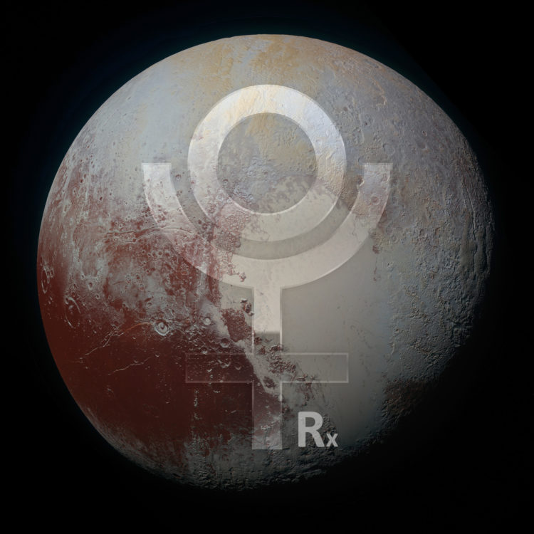 Pluto retrograde 2020
